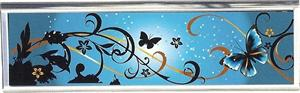 Blue Butterfly Tampon Case